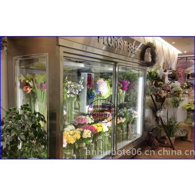 鲜花店保湿保鲜展示柜,绣球花怎么保鲜储藏,蚌埠花卉店风冷鲜花柜