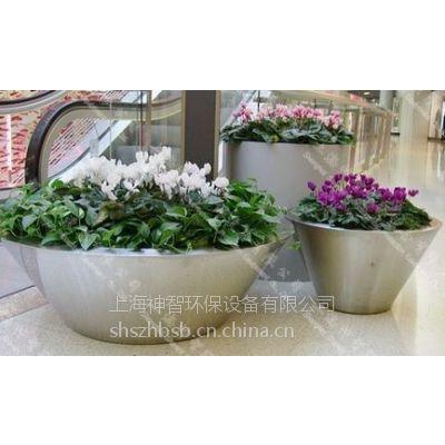供应不锈钢花盆SZHP-149