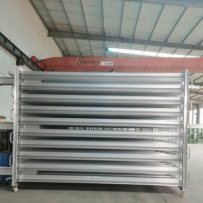 河北弘创牌矿用二氧化碳空浴式汽化器节能型空浴式二氧化碳汽化器价格