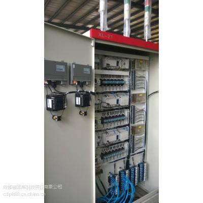 四川成都PLC自动化控制柜成套厂家_成都普莱斯PLC配电箱成套定制组装