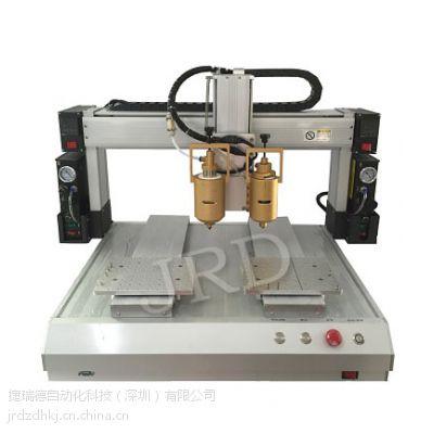 捷瑞德自动化批发5331高低温双头点胶机 供应自动点胶机