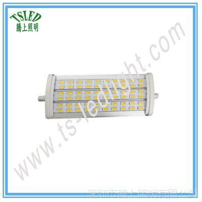 厂家直销16w r7s 高亮5630 led泛光灯 玉米横插灯 腾上隧道投光灯