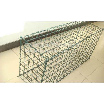 电焊石笼网大全 乾特网业专注电焊石笼网15年