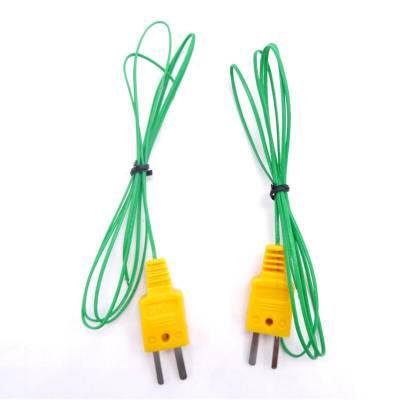 台湾泰仕K型TP-K01热电偶线TES-1310温度表探头