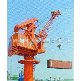 供应固定码头吊    志欣起重机械专业生产 设计   品质保证