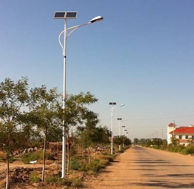 浏阳7米太阳能路灯厂家【小额度价格1687元】