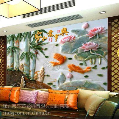 清远市瓷砖喷绘机/背景墙喷绘机/壁画喷绘机】瓷砖彩印机UV1325