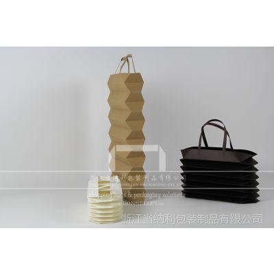 创意的纸袋,杭州包装袋厂家,供应新款牛皮纸手提袋,杭州礼品袋设计