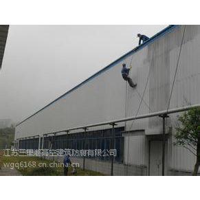 上海彩钢瓦安装翻新专业公司