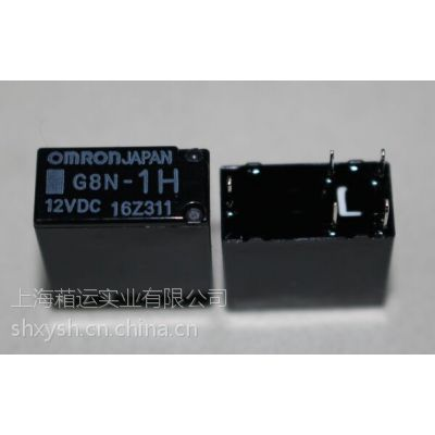 供应欧姆龙继电器G8JR-1A7T-R-DC12V
