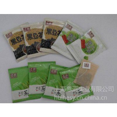 供应供应内外袋袋泡茶包装机,茶叶包装设备,带线带标茶叶袋包装机。袋泡茶包装机械