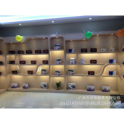 广州专业烤漆展柜 汽配展用品展示柜 4s店展示架 低价格