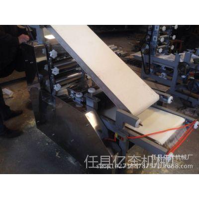 饺子皮机/商用仿手工饺子皮机/家用压面机/亿奔机械