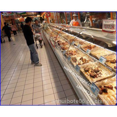 舟山熟食柜款,自选超市熟食柜,超市生鲜设备,熟食保鲜设备