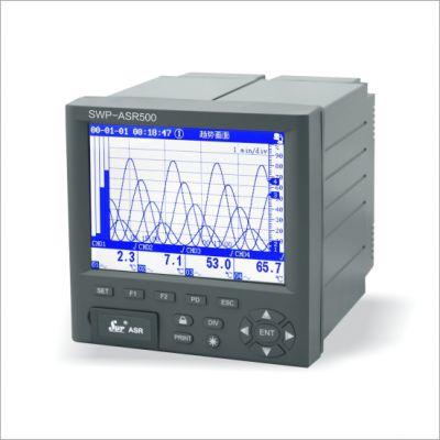 SWP-ASR500单色无纸记录仪(144×144×180 mm)