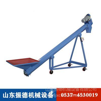 不锈钢螺旋提升机 粉体专用螺旋输送机 厂价直销