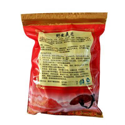 厂家销售 康瑞灵芝基地 特级赤灵芝切片 大片精选手工灵芝切片