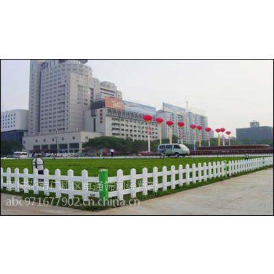 攀枝花卓通筛网批发PVC(花坛)草坪护栏,价格优惠,是您的贴心之选!13982359302