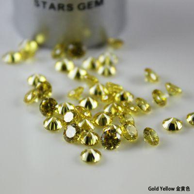 3MM以下水钻首饰镶嵌DIY 真金黄宝石裸石 瑞士进口钻界面