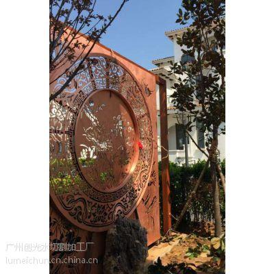 广州铝板加工-切割、镂空、雕花、冲孔、焊接、折弯、喷涂