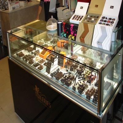 厂家生产 安德利巧克力柜 直角巧克力柜保鲜柜 冷藏展示柜(B4型)