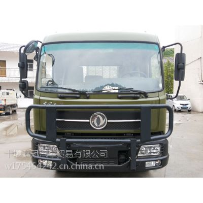 新款东风天锦牌EQ1120GA210马力中型运兵车