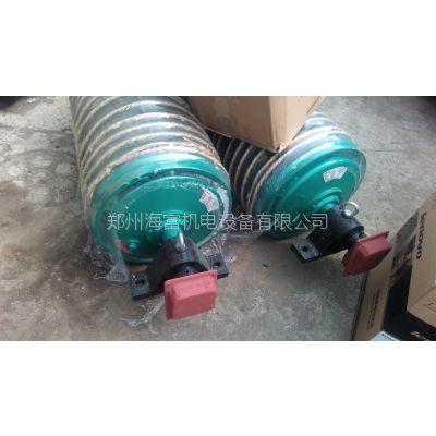 供应改造维修混凝土配料机 通皮带电动滚筒 海富22kw滚筒电机