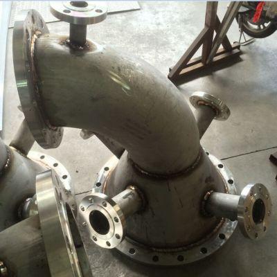 PN16压力304不锈钢工业管,气密性试验不锈钢流体管