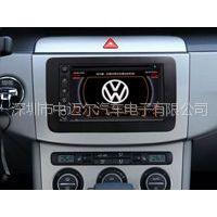 供应大众迈腾专用车载电脑 高清夜视行车记录仪功能 3G GPS导航