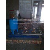 周至恒压变频泵 周至无负压变频装置更节能 设备更长久 RJ-2721