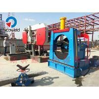 卧式管道端面坡口机SCO斯科威尔台式管道坡口加工设备厂家