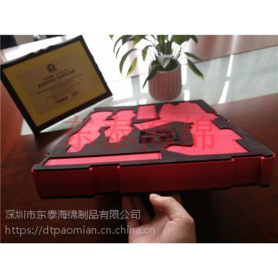 一体成型EVA激光切割包装内衬 精雕激光切割直角EVA包装内衬