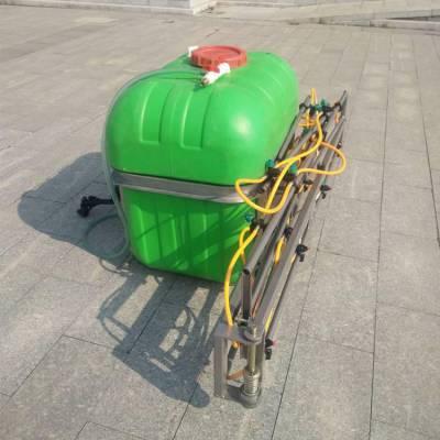 热销小麦杀虫打药机 拖拉机带悬挂式打药机 折叠喷杆喷药机