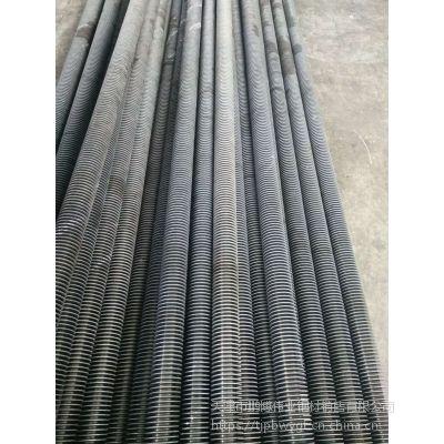 天津电厂省煤器用整体20g螺旋翅片管 锅炉用翅片管