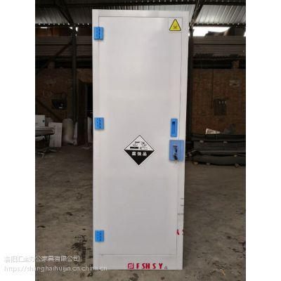 22加仑PP强酸强碱腐蚀药品柜生产厂家 欧盟CE认证