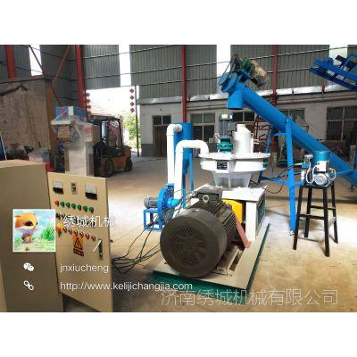 山东立式环模木屑颗粒机优秀生产厂家