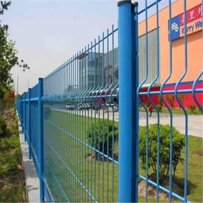 折弯护栏 铁路防护网 隔离围网
