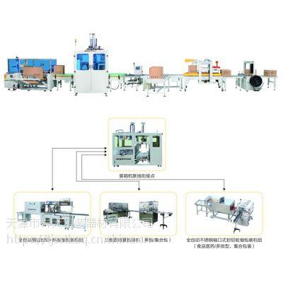 供应舜天自动包装流水线设备 包装生产线 自动化装配流水线