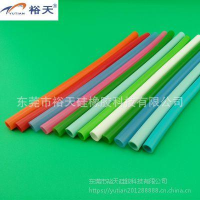 东莞裕天硅胶管生产厂家(耐高温 酸碱等)