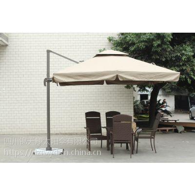 罗马伞厂家、单边伞价格、休闲遮阳伞尺寸、别墅庭院伞价格、户外遮阳伞种类