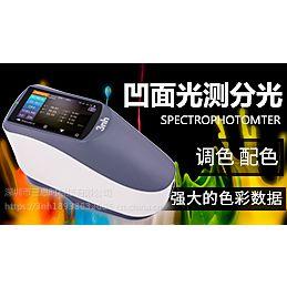 3nh三恩时国产色差仪品牌厂家