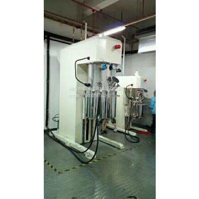 邦德仕供应胶水动力混合搅拌机 环氧电子密封胶设备