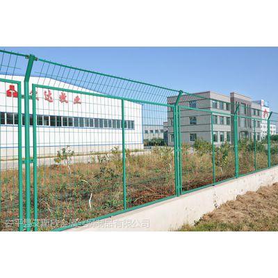 艾斯欧厂家直销1.8*3m浸塑喷塑工厂、车间、仓库、厂区护栏网