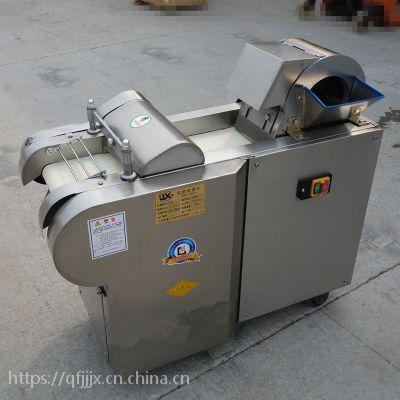 叶类花茶切块机 不锈钢电动薯条机 紫甘蓝切丝机金佳