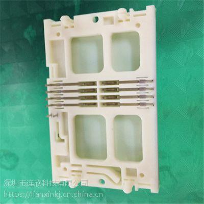 卡座连接器广东厂家供应优质机顶盒卡座连接器8PIN
