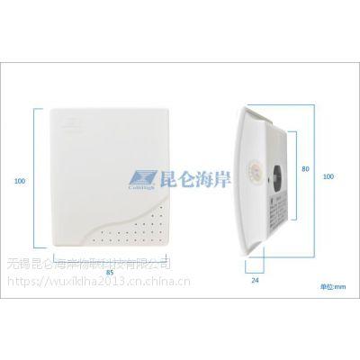 北京昆仑海岸壁挂式温湿度变送器JWSL-9W1价格
