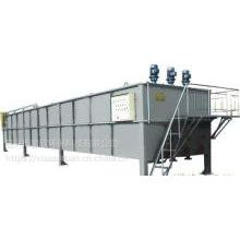豪欣制作 溶气气浮设备装置 食品工业养殖气浮设备