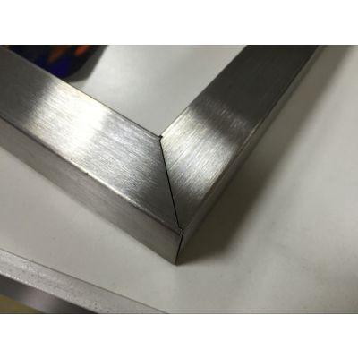 TP316L拉丝不锈钢圆管,化工机械用不锈钢管