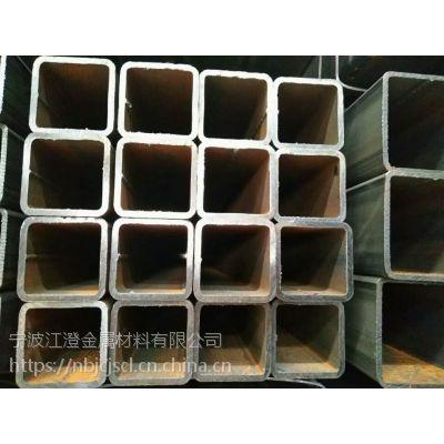Q345B冷拔方管厂100*50*5焊接方管量大优惠用于轨道交通