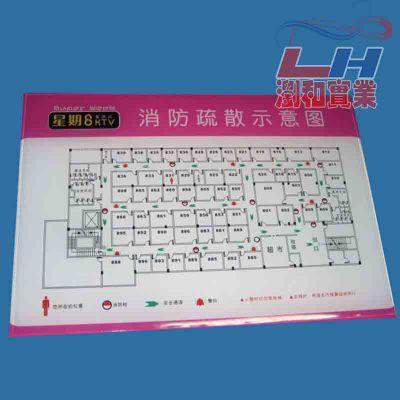 东莞市浏和实业专业承接pvc材料高精度UV打印印刷加工